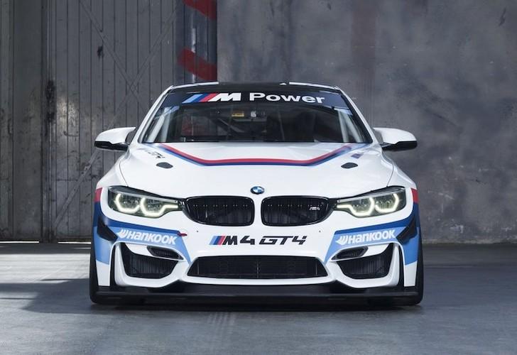 BMW ban xe dua M4 GT4 cho khach hang gia 4,3 ty-Hinh-2
