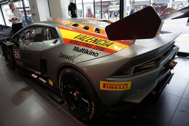 """Lamborghini Huracan ban dua """"sieu khung"""" gia chi 5,8 ty-Hinh-4"""