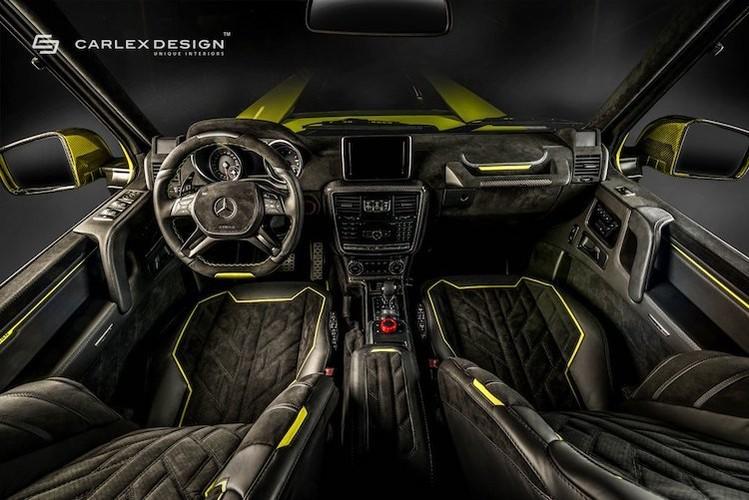 """Phuot thu"" Mercedes G500 4x4² do sieu manh, sieu sang-Hinh-4"