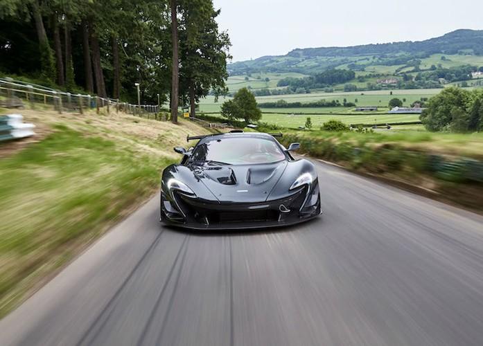 Sieu xe McLaren P1 LM trieu do lap ky luc The gioi-Hinh-10