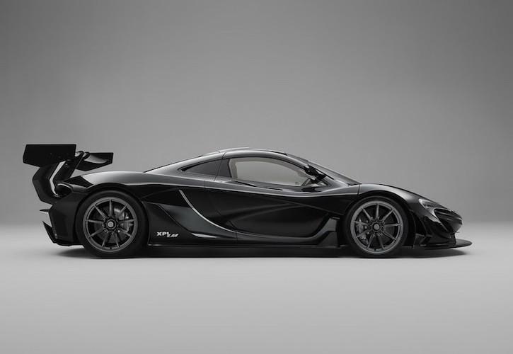 Sieu xe McLaren P1 LM trieu do lap ky luc The gioi-Hinh-2