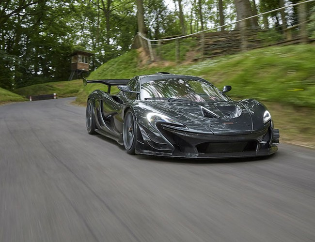 Sieu xe McLaren P1 LM trieu do lap ky luc The gioi-Hinh-8