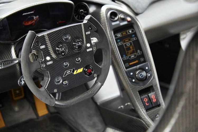 Sieu xe McLaren P1 LM trieu do lap ky luc The gioi-Hinh-9