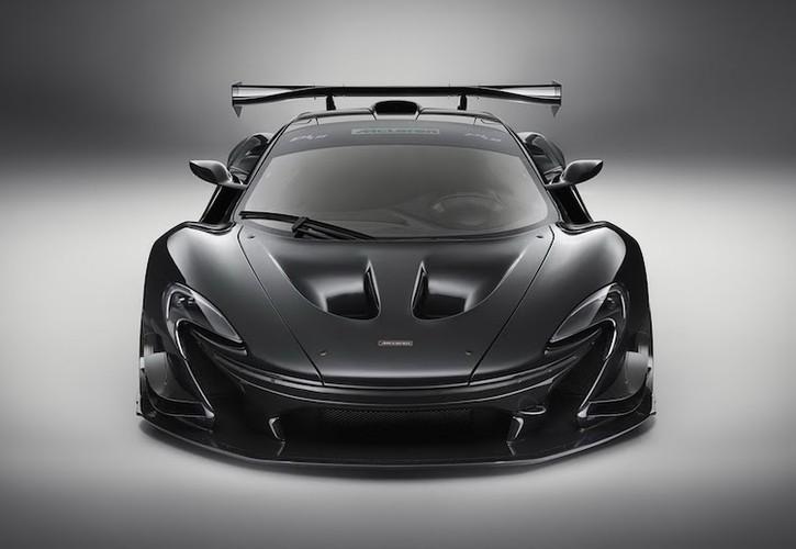 Sieu xe McLaren P1 LM trieu do lap ky luc The gioi
