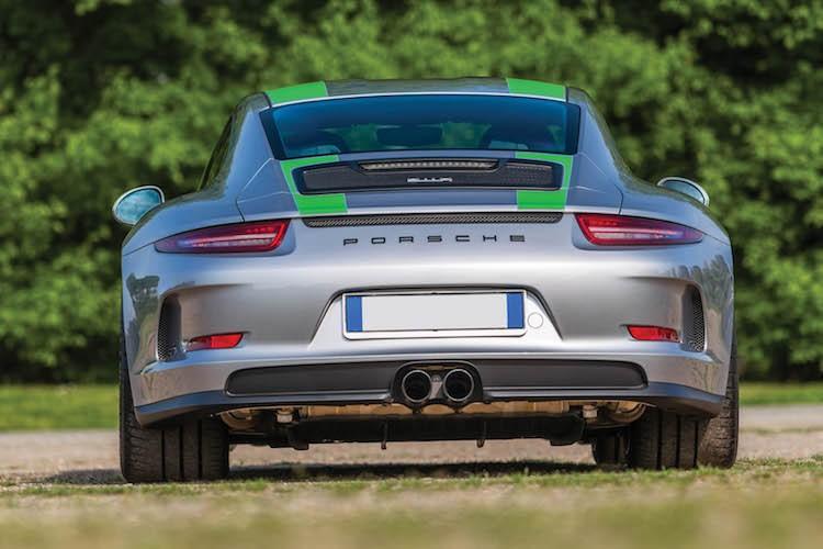 """Sieu xe """"hang doc, gia hoi"""" Porsche 911R gia chi 9,1 ty-Hinh-10"""