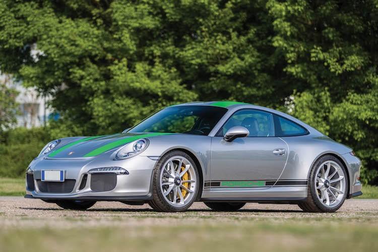 """Sieu xe """"hang doc, gia hoi"""" Porsche 911R gia chi 9,1 ty-Hinh-2"""