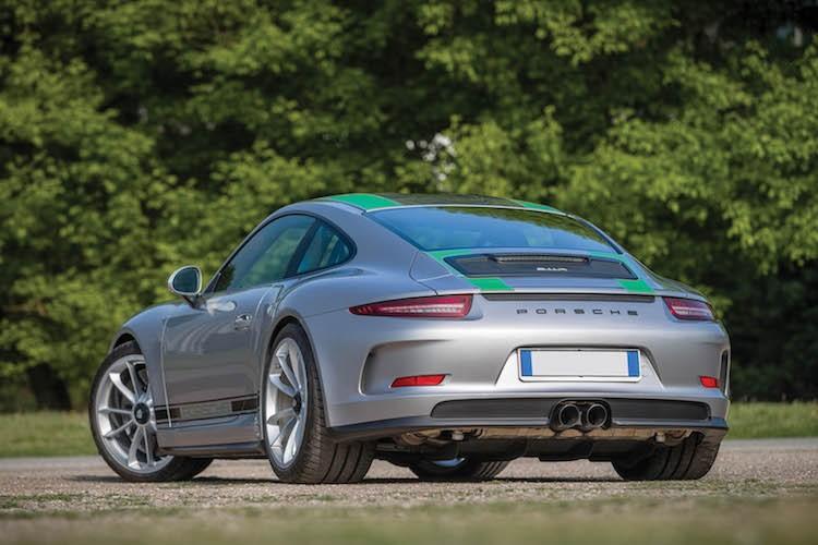 """Sieu xe """"hang doc, gia hoi"""" Porsche 911R gia chi 9,1 ty-Hinh-4"""