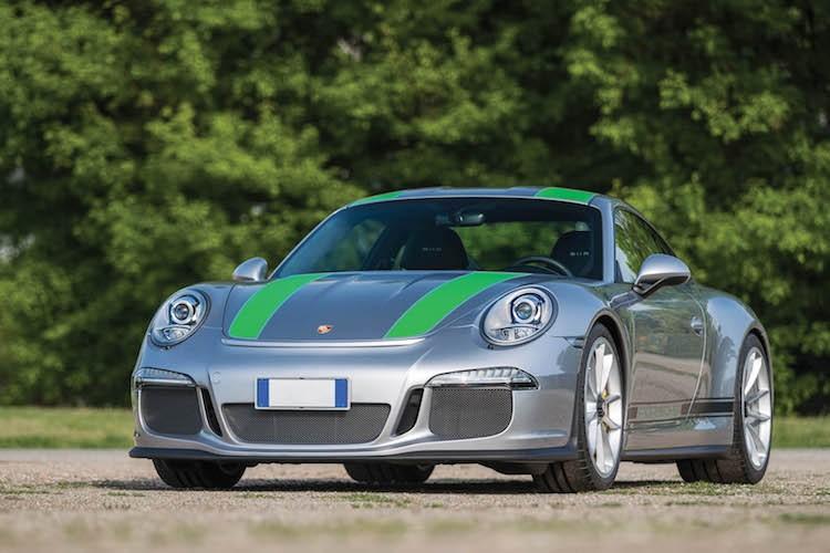 """Sieu xe """"hang doc, gia hoi"""" Porsche 911R gia chi 9,1 ty"""