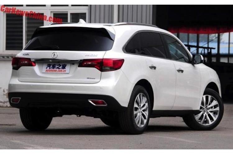 "Xe sang Acura MDX ""nhai"" gia chi 263 trieu tai Trung Quoc-Hinh-4"