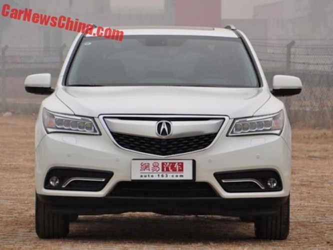 "Xe sang Acura MDX ""nhai"" gia chi 263 trieu tai Trung Quoc-Hinh-8"