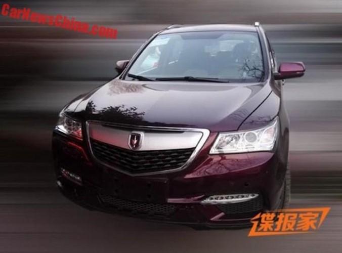 "Xe sang Acura MDX ""nhai"" gia chi 263 trieu tai Trung Quoc-Hinh-9"