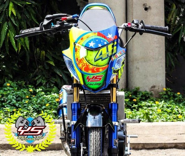 """""""Xe no"""" Honda Sonic 125 do sieu xe drag tai Viet Nam-Hinh-3"""