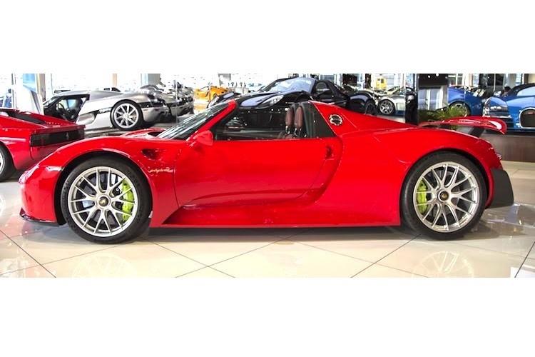"Porsche 918 Spyder ""mau ao"" Ferrari chot gia 36,3 ty-Hinh-6"