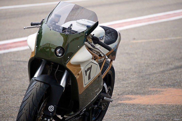 "Moto dua Ducati cafe racer do sieu dep tu ""hang bai""-Hinh-2"