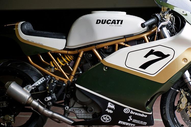 "Moto dua Ducati cafe racer do sieu dep tu ""hang bai""-Hinh-6"