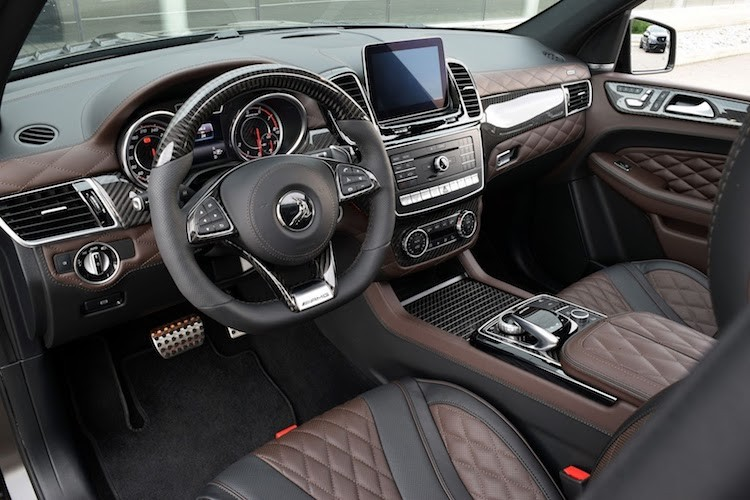 """Can canh Mercedes-AMG GLE 63 """"sieu khung"""" gia 5,5 ty-Hinh-5"""