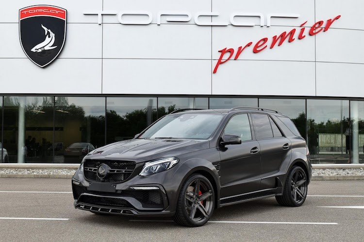 """Can canh Mercedes-AMG GLE 63 """"sieu khung"""" gia 5,5 ty"""