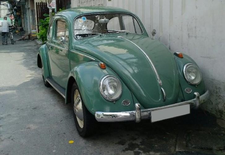 "Soi ""con bo"" Volkswagen Beetle gia 400 trieu tai Sai Gon-Hinh-2"