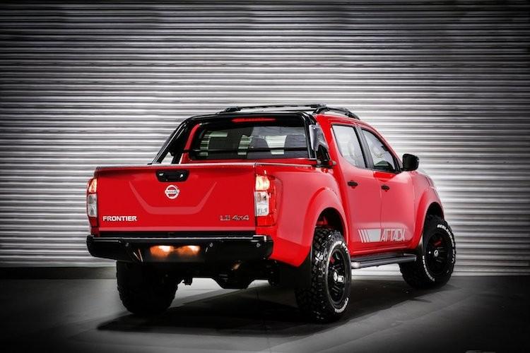 """Nissan Navara """"sieu ngau"""" moi se ha be Ford Ranger-Hinh-2"""