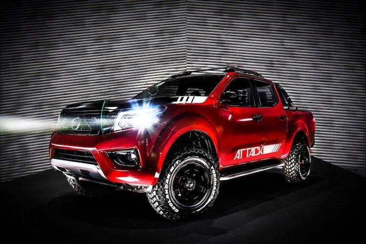 """Nissan Navara """"sieu ngau"""" moi se ha be Ford Ranger-Hinh-6"""