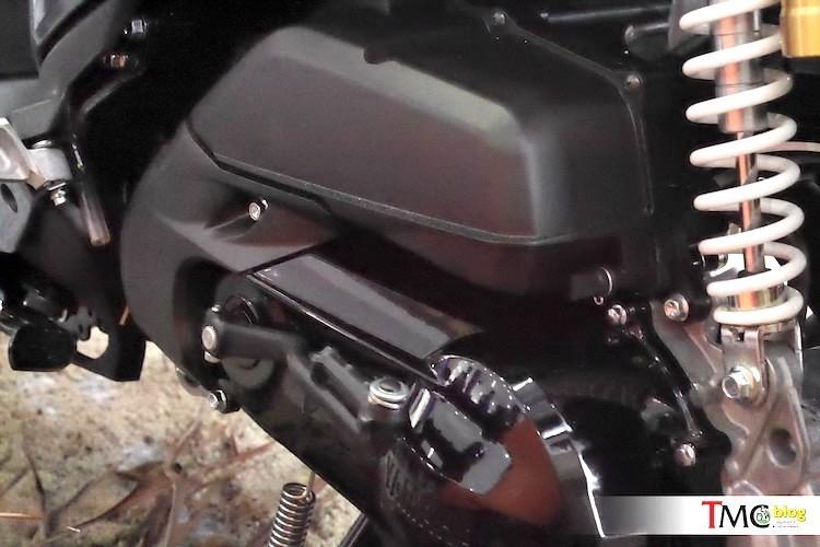 Yamaha trinh lang xe ga X-Ride 125 gia 29,4 trieu-Hinh-7