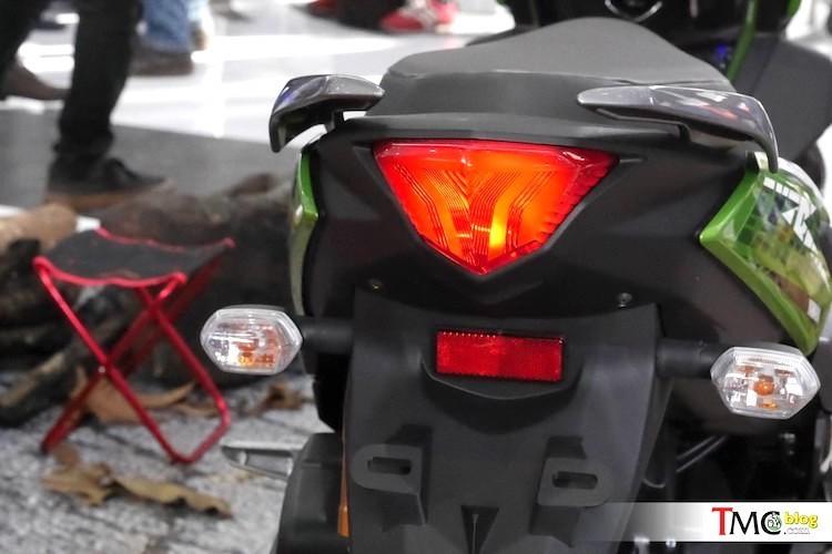 Yamaha trinh lang xe ga X-Ride 125 gia 29,4 trieu-Hinh-8