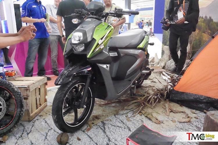 Yamaha trinh lang xe ga X-Ride 125 gia 29,4 trieu-Hinh-9