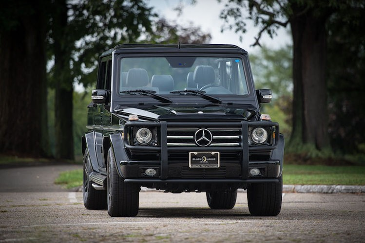 "Mercedes G55 AMG mui tran, ""hang thua"" gia 2,67 ty-Hinh-8"