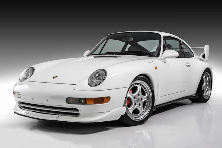 """""""Hang cu"""" Porsche 911 Carrera RS 3.8 van thet gia 11,3 ty"""