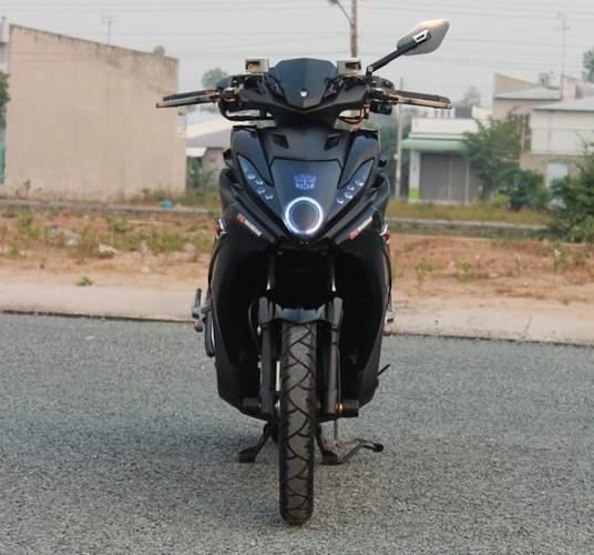 "Yamaha Nouvo SX ""hang khung"" cua dan choi An Giang-Hinh-2"
