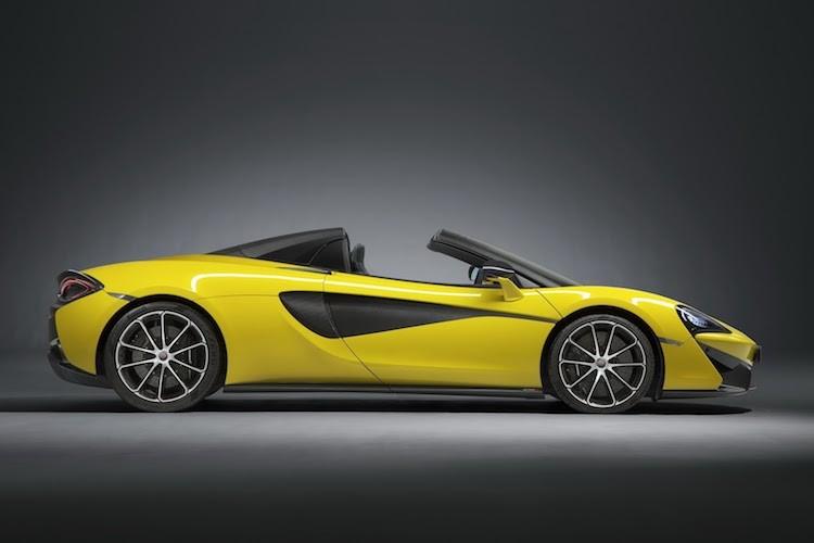 """Sieu xe mui tran McLaren 570S Spider """"chot gia"""" 3,7 ty-Hinh-2"""
