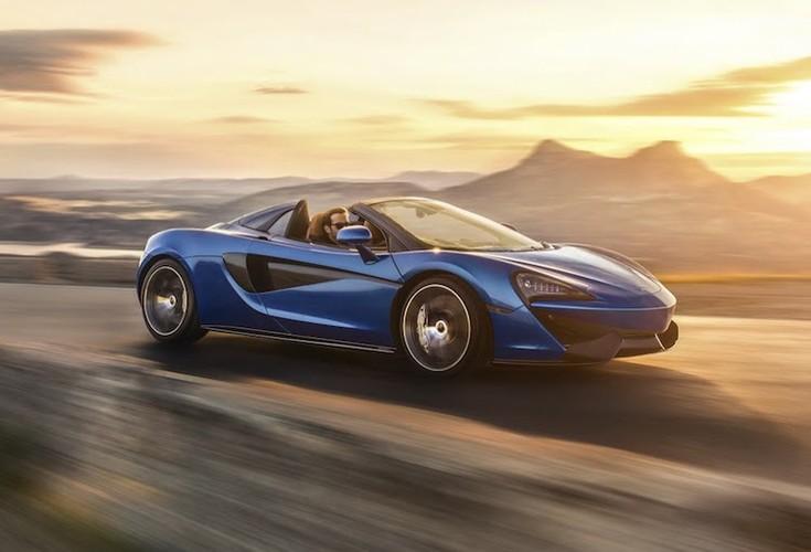 """Sieu xe mui tran McLaren 570S Spider """"chot gia"""" 3,7 ty-Hinh-7"""