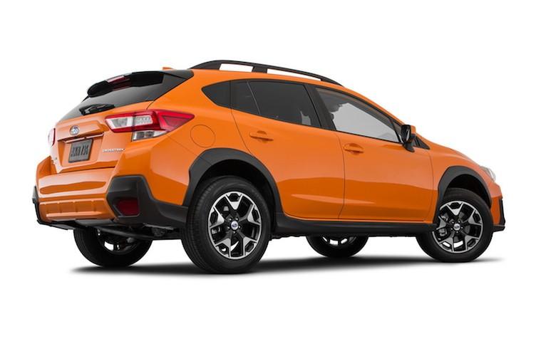 "Subaru Crosstrek ""dau"" Mazda CX-5 voi gia chi 515 trieu-Hinh-2"