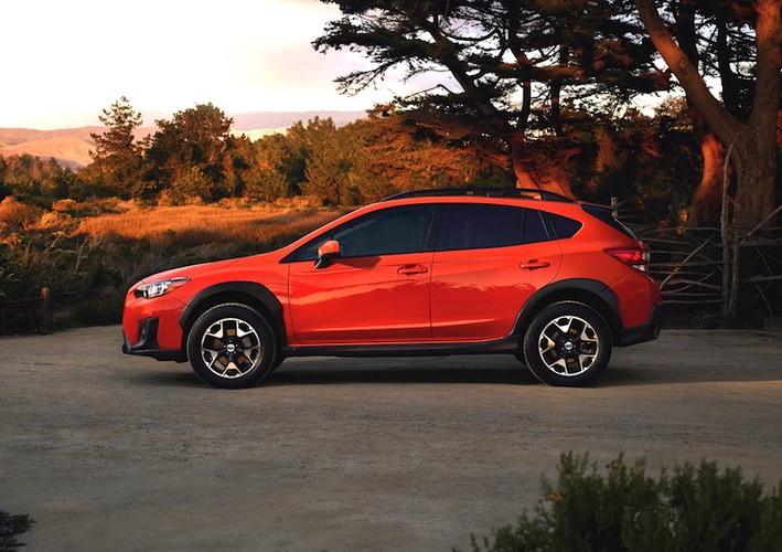 "Subaru Crosstrek ""dau"" Mazda CX-5 voi gia chi 515 trieu-Hinh-3"