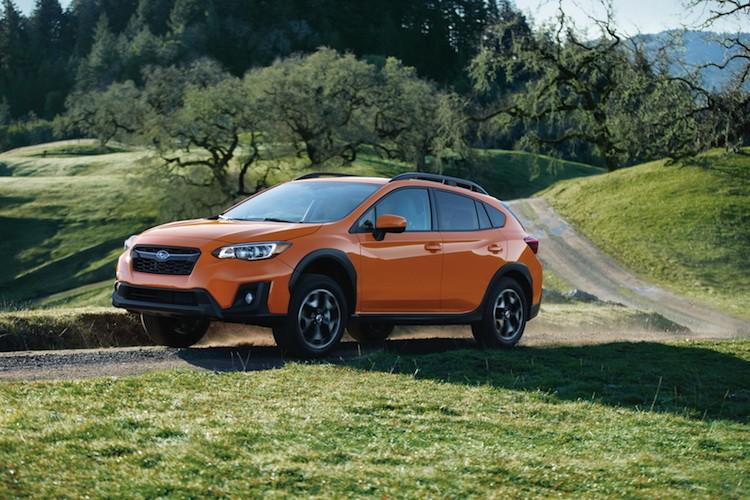 "Subaru Crosstrek ""dau"" Mazda CX-5 voi gia chi 515 trieu-Hinh-9"