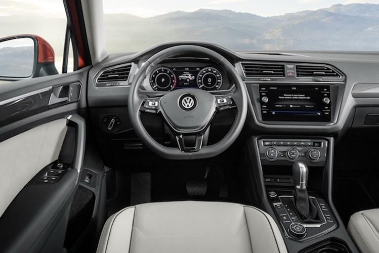 Chot gia 659 trieu, Volkswagen Tiguan quyet ha Honda CR-V-Hinh-5