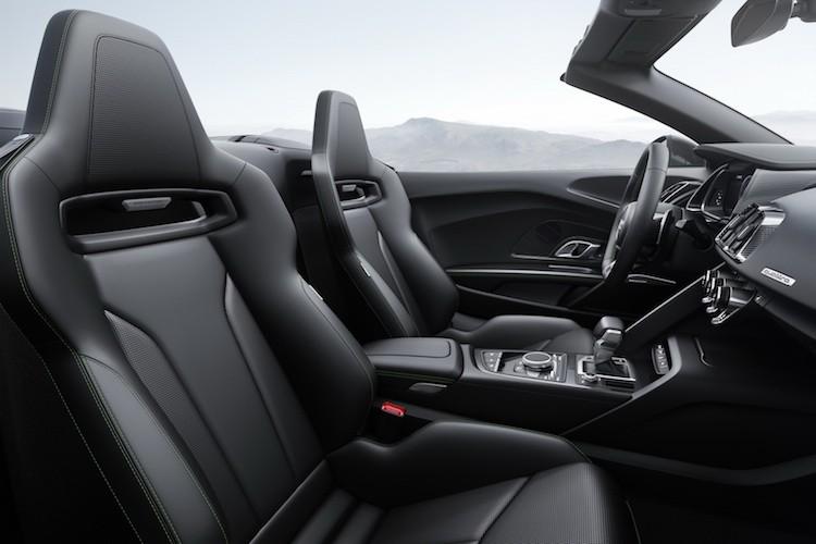 Sieu xe mui tran Audi R8 Plus manh nhat gia 5,25 ty-Hinh-4