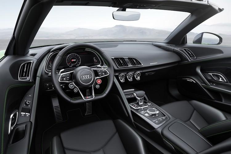 Sieu xe mui tran Audi R8 Plus manh nhat gia 5,25 ty-Hinh-5