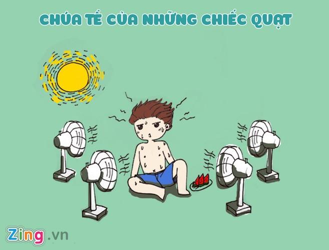 "Cach chong nong ""ba dao"" cua sinh vien khi khong co dieu hoa-Hinh-10"