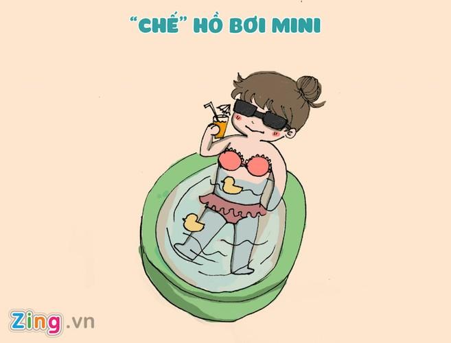 "Cach chong nong ""ba dao"" cua sinh vien khi khong co dieu hoa-Hinh-4"