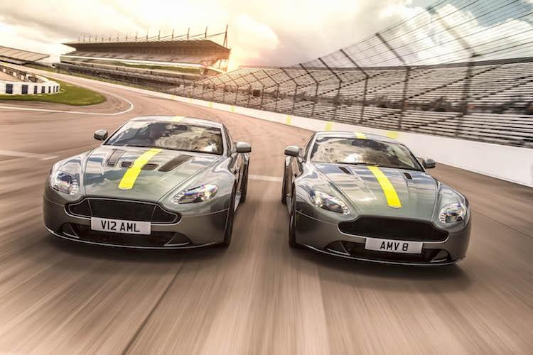 """Bo doi sieu xe Aston Martin """"khung"""" gia tu 2,85 ty"""