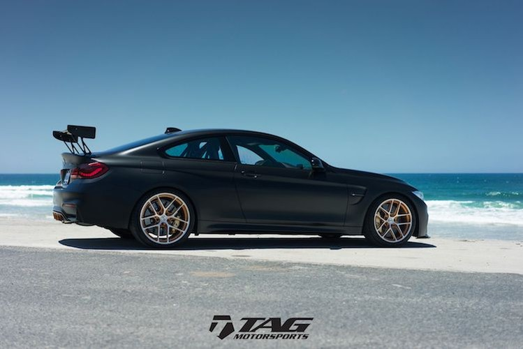 """BMW M4 GTS """"muon canh"""" ong hoang toc do Bugatti Veyron-Hinh-9"""
