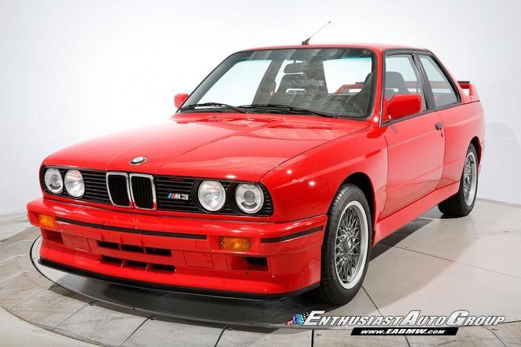 """BMW M3 doi co """"dap thung"""" thet gia 5,68 ty"""