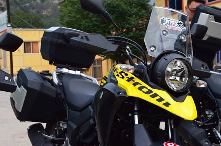 Can canh moto Suzuki V-Strom 250 gia chi tu 99 trieu-Hinh-7