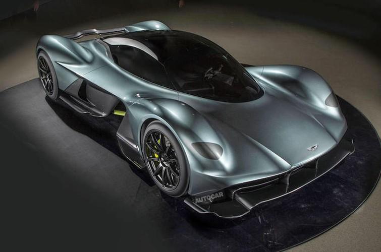 """Sieu xe Aston Martin Valkyrie lo thong so """"khung""""-Hinh-2"""