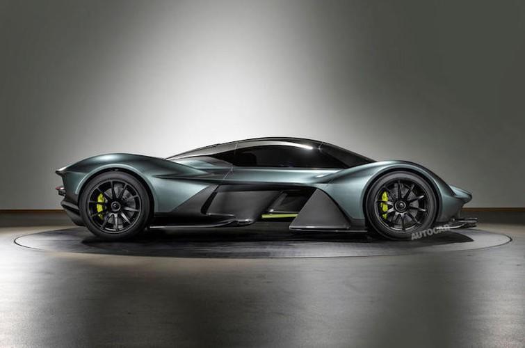 """Sieu xe Aston Martin Valkyrie lo thong so """"khung""""-Hinh-3"""