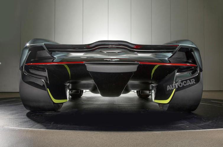 """Sieu xe Aston Martin Valkyrie lo thong so """"khung""""-Hinh-4"""