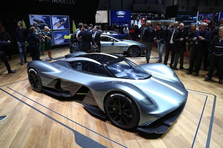 """Sieu xe Aston Martin Valkyrie lo thong so """"khung""""-Hinh-7"""