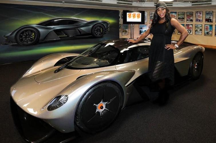"""Sieu xe Aston Martin Valkyrie lo thong so """"khung"""""""