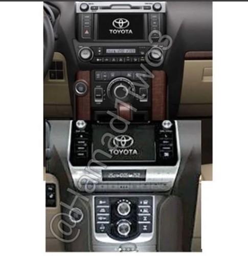 """""""Hang nong"""" Toyota Land Cruiser Prado 2018 lan dau lo dien-Hinh-5"""